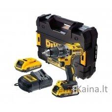 DeWALT DCD791D2-QW grąžtas Beraktė Juoda, Geltona 1,5 kg