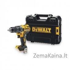 DeWALT DCD791NT-XJ elektrinis atsuktuvas arba smūginis įrankis Juoda, Pilka, Geltona 2000, 550