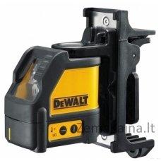 DEWALT DW088K 2 krypčių savaime susireguliuojantis lazeris