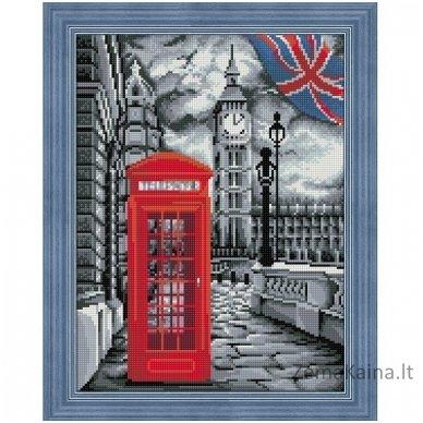 Deimantines mozaikos rinkinys - IN LONDON AZ-1669