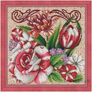 Deimantines mozaikos rinkinys - MELROSE AZ-1663