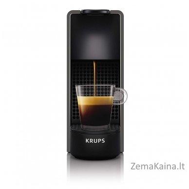 Kavos aparatas Krups XN 110B Essenza Mini Grey 2