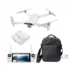 Drone Xiaomi Fimi X8SE 2020 4K FMWRJ03A6 GPS + papildoma baterija ir kuprinė