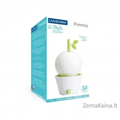 Drėkintuvas-aromatizatorius Lanaform Pommy 2in1 3