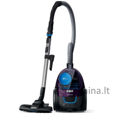 Dulkių siurblys Philips PowerPro Compact Bagless vacuum cleaner FC9333/09 Allergy filter 1,5L