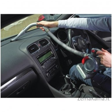 DULKIŲ SIURBLYS AUTOMOBILIUI BLACK+DECKER PD1200AV 12V 4