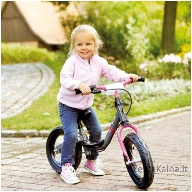 Balansinis dviratukas 12,5 Run Air Girl 3