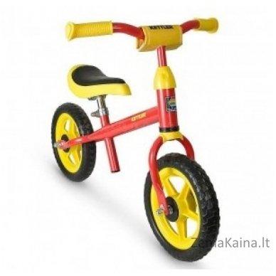 """Balansinis dviratukas 10"""" Speedy 2"""