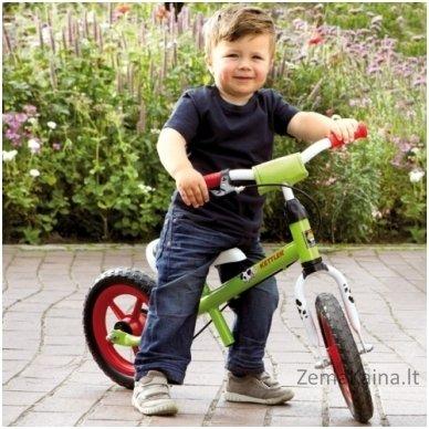Balansinis dviratukas Speedy 12,5'' Emma 5