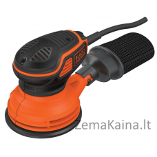 Ekscentrinis šlifuoklis BLACK+DECKER KA199 240 W 125 MM