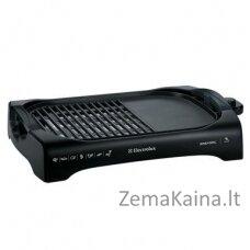 Electrolux ETG340 2200 W Grotelės Elektrinis Stalo paviršius Juoda