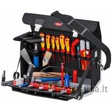 Elektriko įrankių rinkinys krepšyje 23 vnt., Knipex