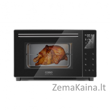 Elektrinė krosnelė Caso Electronic Oven TO 32 Black
