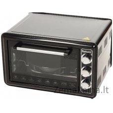Elektrinė krosnelė SATURN ST-EC1075 Black