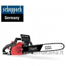 Elektrinis grandininis pjūklas CSE 2700, Scheppach