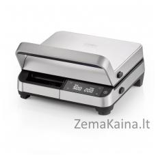 Elektrinis grilis Caso Grill DG 2000 Double Contact grill, 2000 W