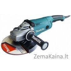 Elektrinis kampinis šlifuoklis MAKITA GA9020SF01, 2200 W, 230 mm