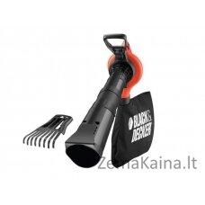 Elektrinis lapų pūstuvas-siurblys Black&Decker GW3050