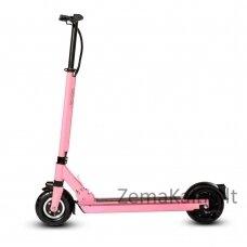 Elektrinis paspirtukas Joyor A1 Pink (iki 65kg, 250W, iki 25km/h)