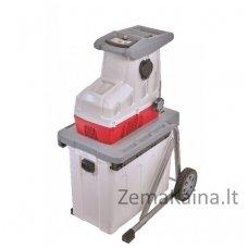 Elektrinis šakų smulkintuvas 2,8 kW Ikra Mogatec ILH 2800
