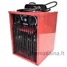 Elektrinis šildytuvas Dedra DED9920, 2 kW