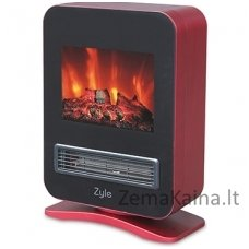 Elektrinis šildytuvas ZYLE, ZY08RFH su liepsnos imitacija