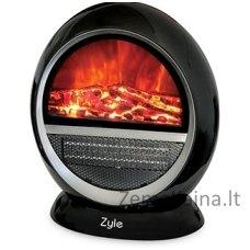 Elektrinis šildytuvas ZYLE, ZY09FH su liepsnos imitacija