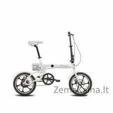 Elektrinis sulankstomas dviratis FIAT 500