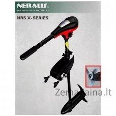 Elektrinis valties variklis Neraus NRS 62X