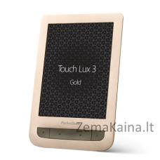Elektroninė skaityklė POCKETBOOK Touch 3 Auksinė