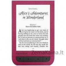 Elektroninė skaityklė POCKETBOOK Touch HD 631 Raudona
