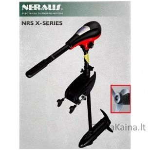 Elektrinis valties variklis Neraus NRS 55X