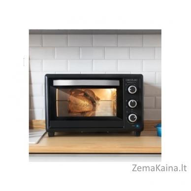 Elektrinė krosnelė Cecotec Bake & Toast 650 Gyro, CE02204, 1500 W 5