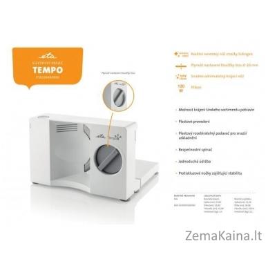 Elektrinė maisto pjaustyklė ETA109490000 TEMPO 5