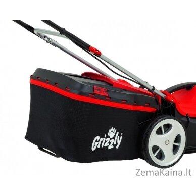 Elektrinė vejapjovė 1700W Grizzly ERM 1743-20 4