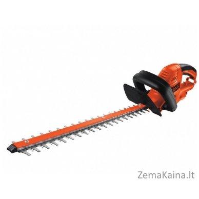 Elektrinės gyvatvorių žirklės GT5055 500 W 55 cm, Black+Decker