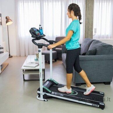 Elektrinis bėgimo takelis Cecotec RunnerFit Step Black 3