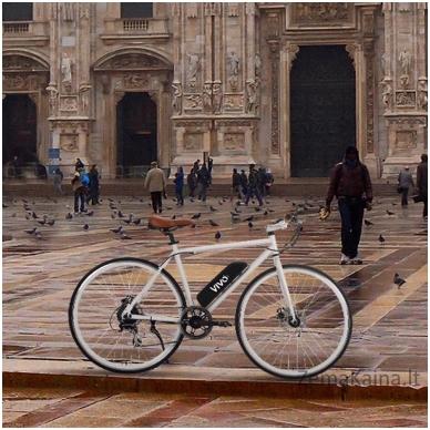 Elektrinis dviratis VIVO M-VTOUR27 2