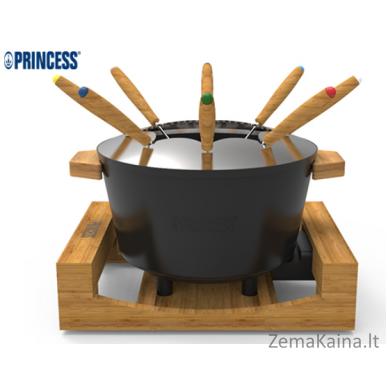 Elektrinis fondiu PRINCESS 173025 Pure Black