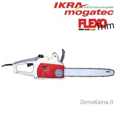 Elektrinis grandininis pjūklas Flexo Trim 2,5 kW KSE 2540 LA 2