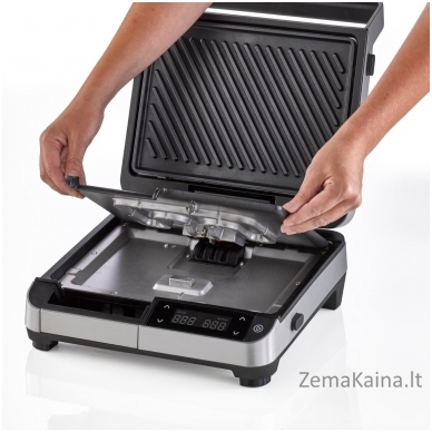Elektrinis grilis Caso Grill DG 2000 Double Contact grill, 2000 W 3