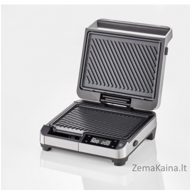 Elektrinis grilis Caso Grill DG 2000 Double Contact grill, 2000 W 4