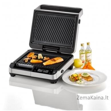 Elektrinis grilis Caso Grill DG 2000 Double Contact grill, 2000 W 7