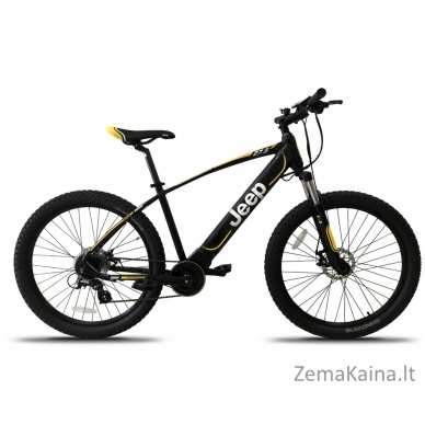 Elektrinis kalnų dviratis JEEP J-MM275R