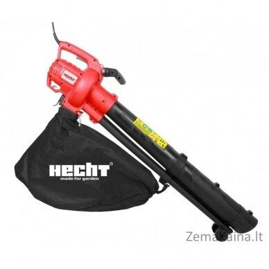 Elektrinis lapų pūstuvas/ surinkėjas Hecht 3003