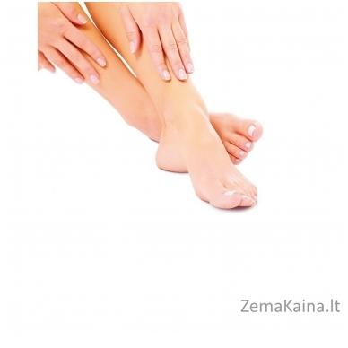 Elektrinis manikiūro-pedikiūro rinkinys su pėdų šveitiklio priedais Lanaform NAILS CARE 3
