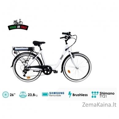 Elektrinis miesto dviratis Vivo M-VCITY26G 2