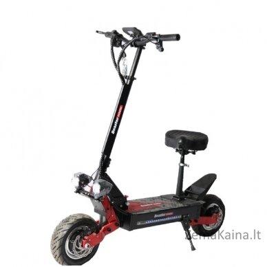 Elektrinis paspirtukas Beaster Scooter BS51ST, 2000 W, 48 V, 20,8 Ah, hidrauliniai stabdžiai 5