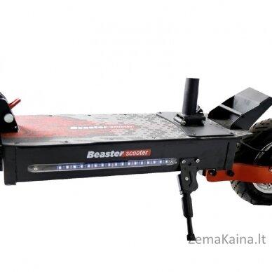 Elektrinis paspirtukas Beaster Scooter BS51ST, 2000 W, 48 V, 20,8 Ah, hidrauliniai stabdžiai 2