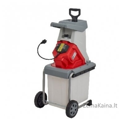 Elektrinis šakų smulkintuvas 2,5 kW Ikra Mogatec IEG 2500 2